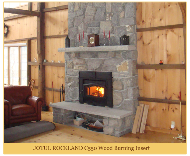 Jotul Gallery Blazing Hot Stoves