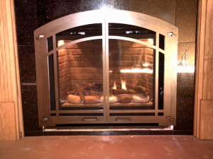 Atra Gas Fireplace